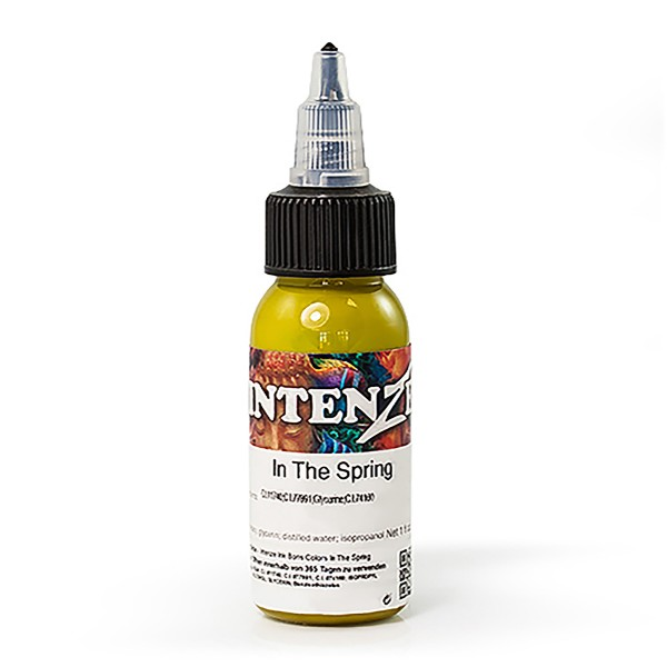Intenze Tattoo Ink In the Spring 29,6 ml - Boris from Hungary