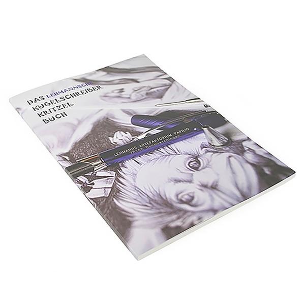 Das Lehmannsche Kugelschreiber Kritzel Buch