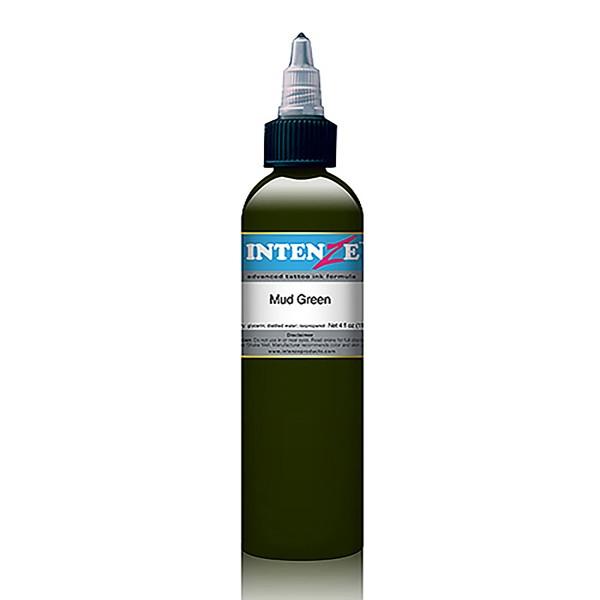 Intenze Tattoo Ink Mud Green 29,6 ml