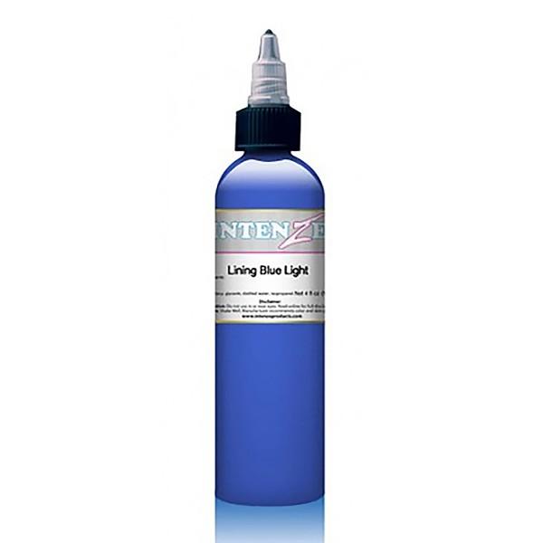 Intenze Tattoo Ink Lining Blue Light 29,6 ml - Lining Colors