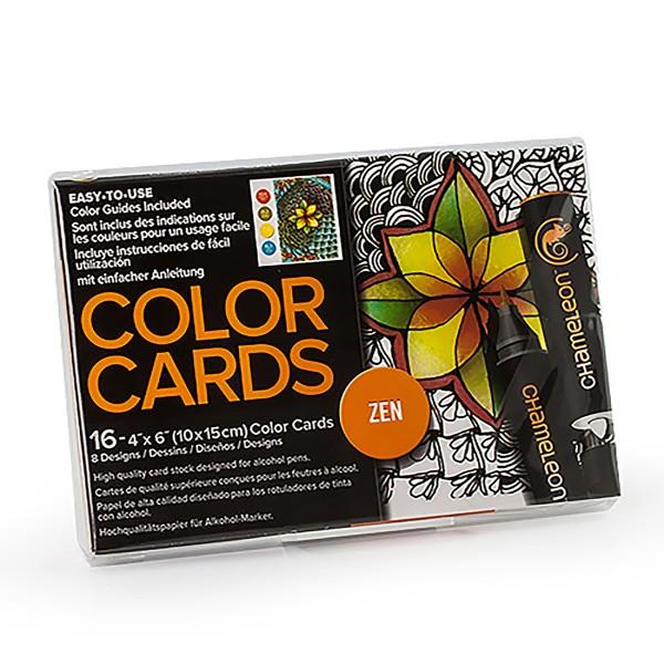 Chameleon Color Cards Zen