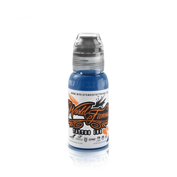 World Famous Ink Navy Seals Blue - 29,6 ml