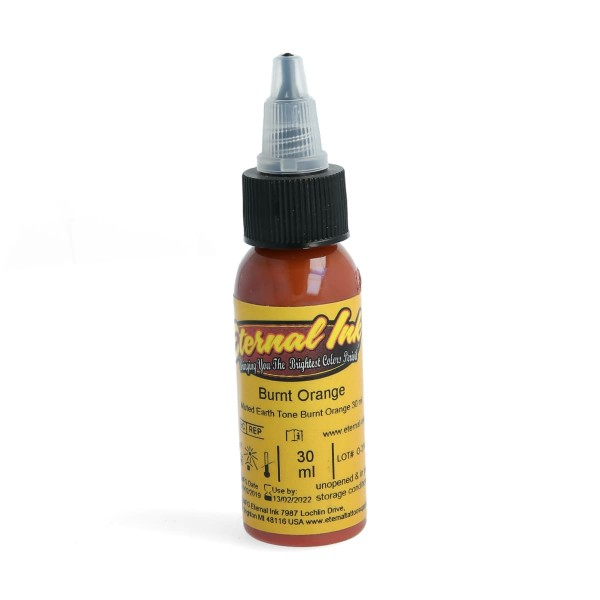 Eternal Ink Burnt Orange 30 ml