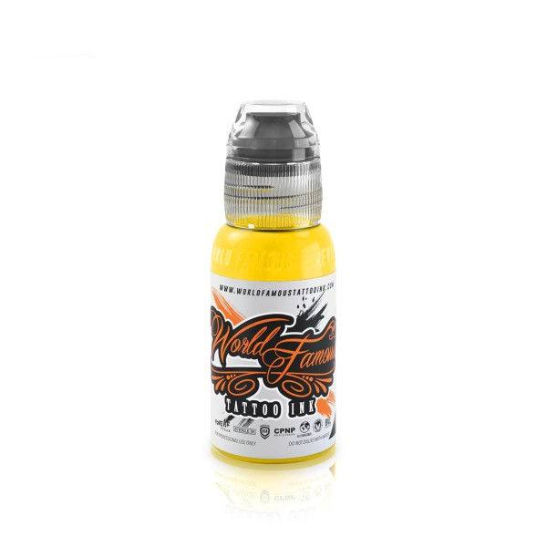 World Famous Tattoo Ink Son of Sam Blonde - 29,6 ml