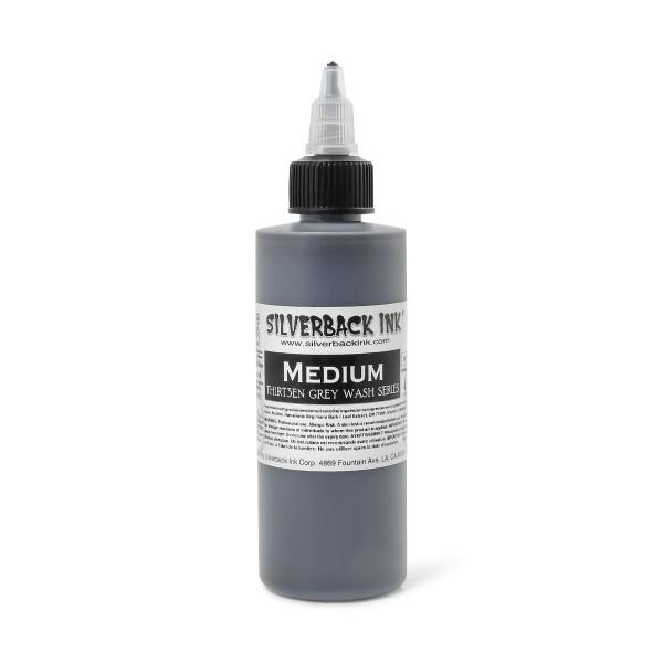 Silverback Ink Medium Th1rt3en Grey Wash 118,3 ml