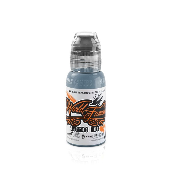 World Famous Ink - Poch's Muted Storms - Tsunami 29,6 ml