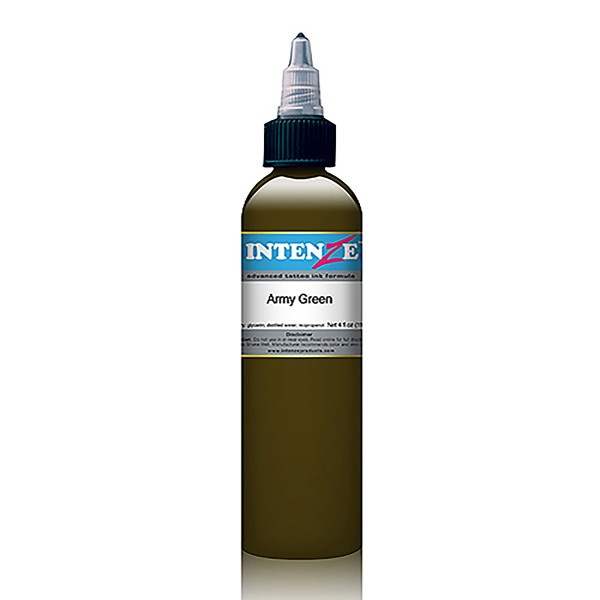 Intenze Ink Army Green 29,6 ml