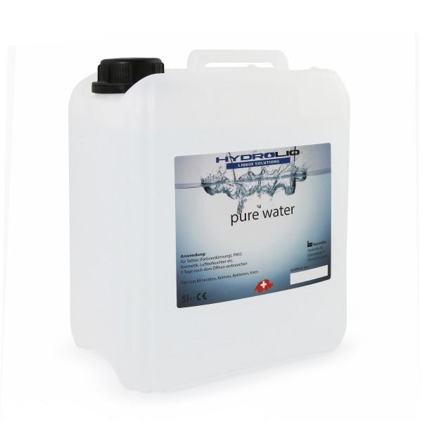 Hydroliq Pure Water- Reines Wasser