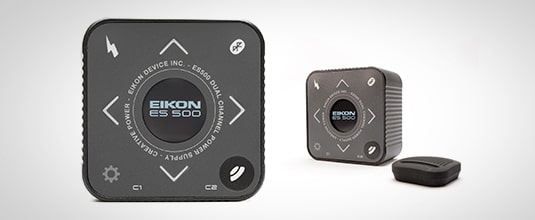 Eikon's latest innovation: The ES 500 power supply unit
