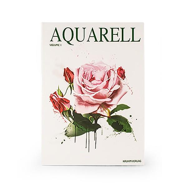 Aquarell - illustrated book
