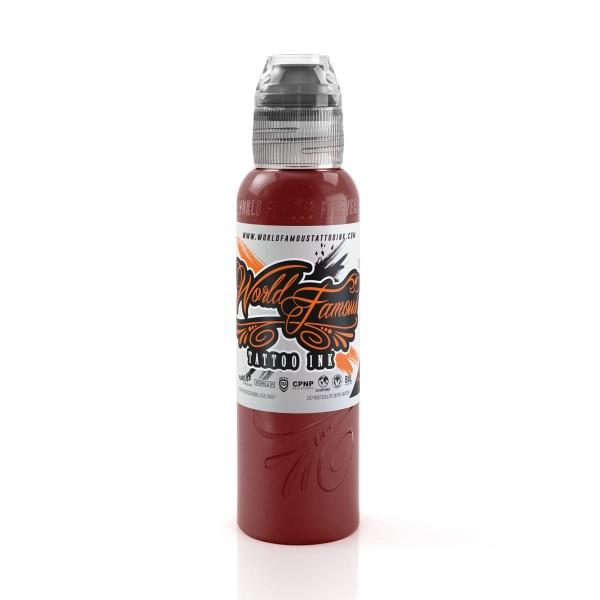 World Famous Tattoo Ink Joel's Blood Works - #0 118,3 ml
