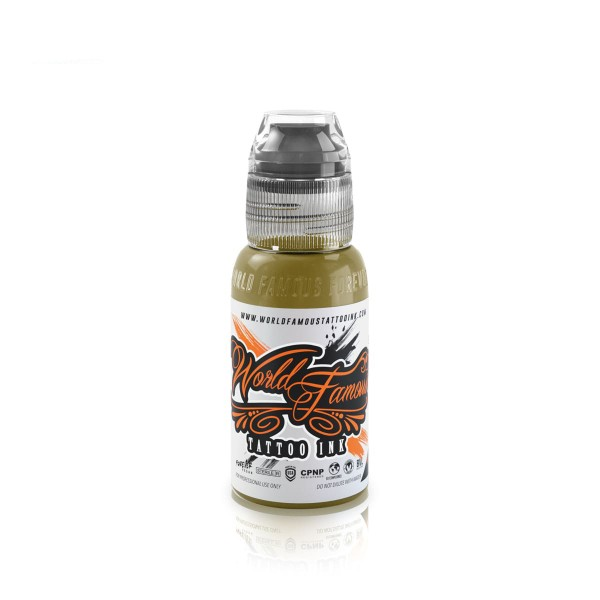 World Famous Ink Sicilian Olive - 29,6 ml