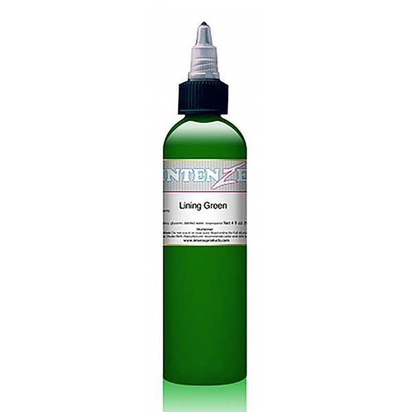 Intenze Tattoo Ink Lining Green 29,6 ml - Lining Colors